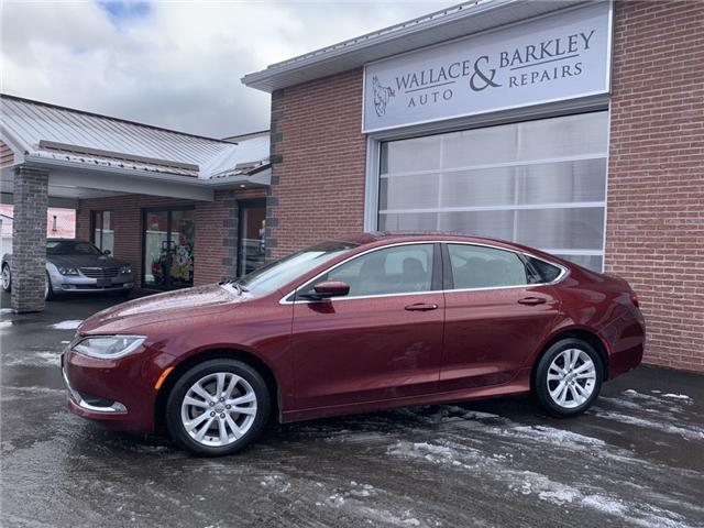 2016 Chrysler 200 Limited (Stk: 103355) in Truro - Image 2 of 12