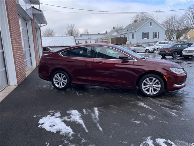 2016 Chrysler 200 Limited (Stk: 103355) in Truro - Image 3 of 12
