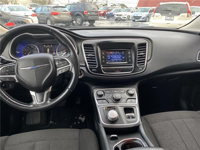 2016 Chrysler 200 Limited (Stk: 103355) in Truro - Image 7 of 12