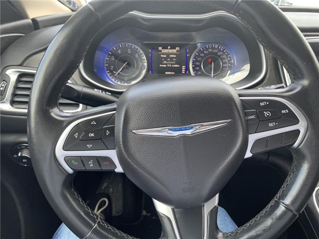 2016 Chrysler 200 Limited (Stk: 103355) in Truro - Image 12 of 12