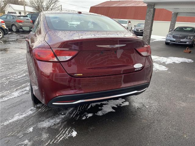 2016 Chrysler 200 Limited (Stk: 103355) in Truro - Image 4 of 12
