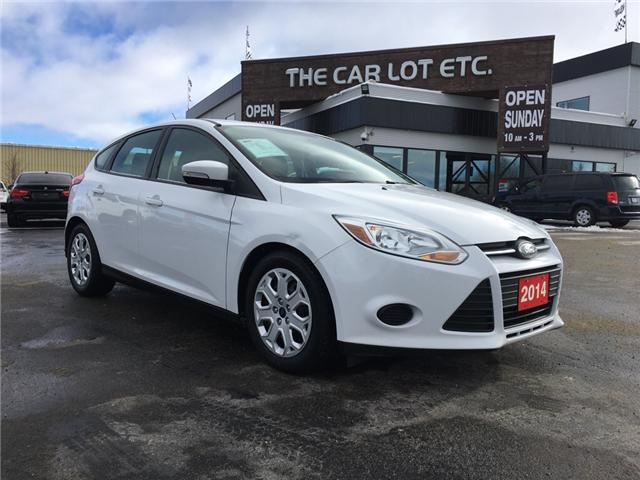2014 Ford Focus SE (Stk: 18644) in Sudbury - Image 1 of 14