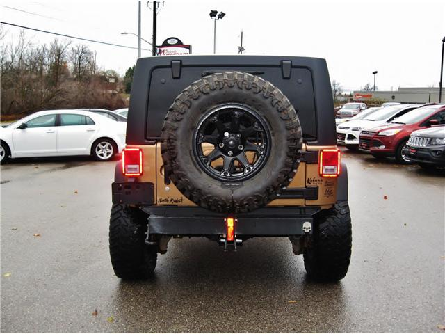 2015 Jeep Wrangler Unlimited Rubicon (Stk: 1414A) in Orangeville - Image 5 of 18