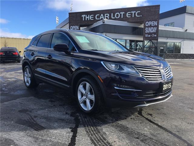 2015 Lincoln MKC Base (Stk: 18658) in Sudbury - Image 1 of 14