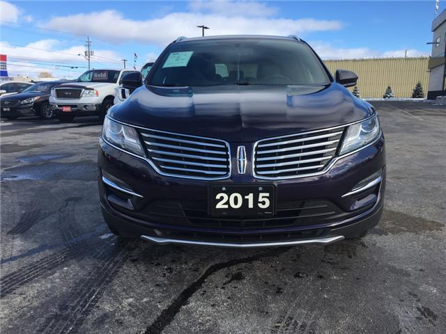 2015 Lincoln MKC Base (Stk: 18658) in Sudbury - Image 2 of 14