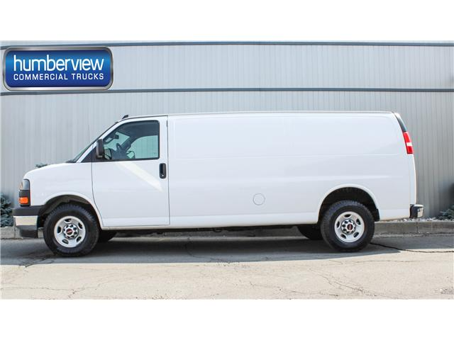 2018 GMC Savana 2500 (Stk: CTDR2234 EXT ) in Mississauga - Image 1 of 12