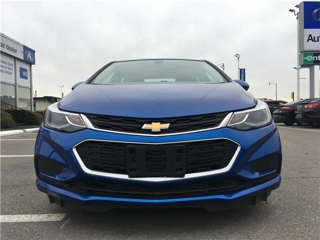 2018 Chevrolet Cruze LT Auto (Stk: 18-41614) in Brampton - Image 2 of 26