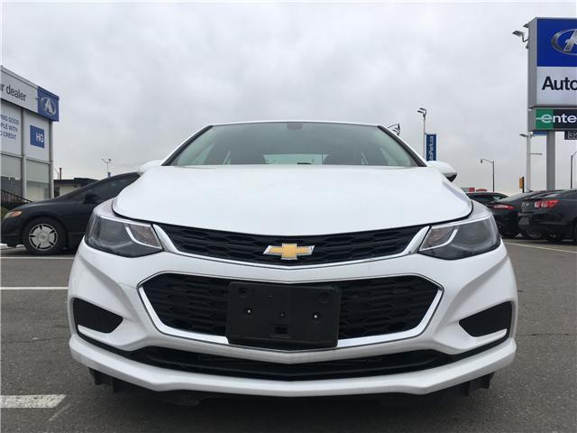 2018 Chevrolet Cruze LT Auto (Stk: 18-49826) in Brampton - Image 2 of 25