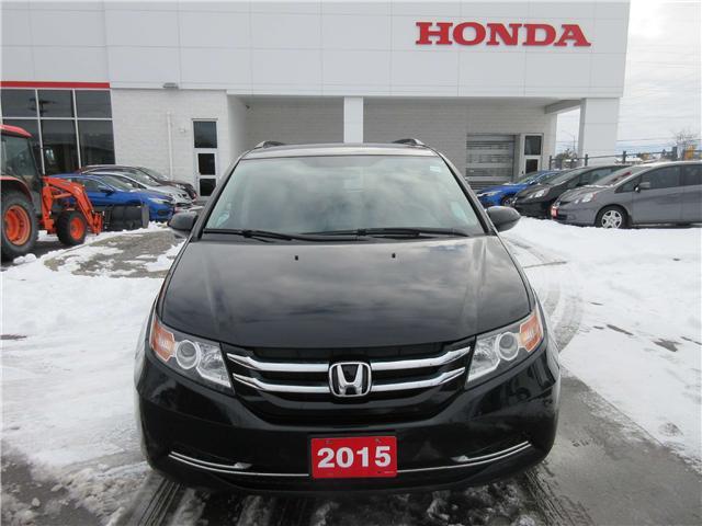 2015 Honda Odyssey EX (Stk: 26243L) in Ottawa - Image 2 of 11