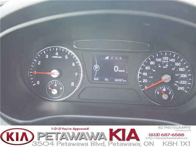 2016 Kia Sorento 2.0L LX+ (Stk: 19091-1) in Petawawa - Image 12 of 22