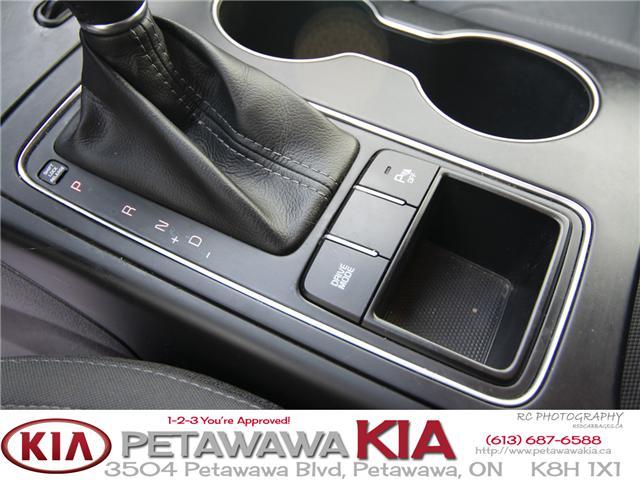 2016 Kia Sorento 2.0L LX+ (Stk: 19091-1) in Petawawa - Image 17 of 22