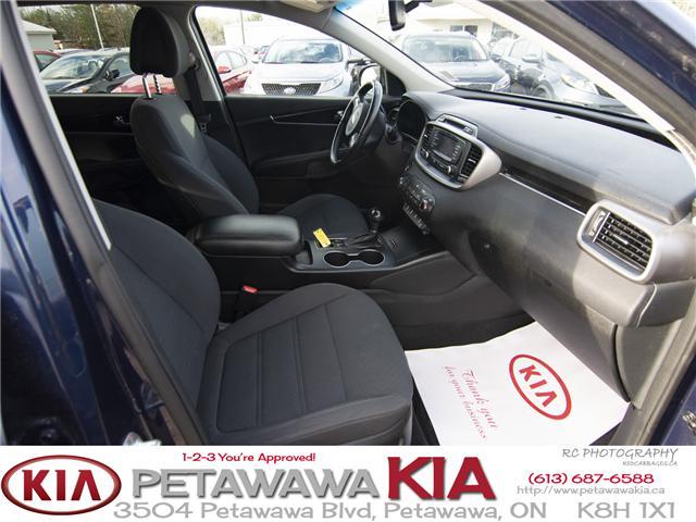 2016 Kia Sorento 2.0L LX+ (Stk: 19091-1) in Petawawa - Image 18 of 22