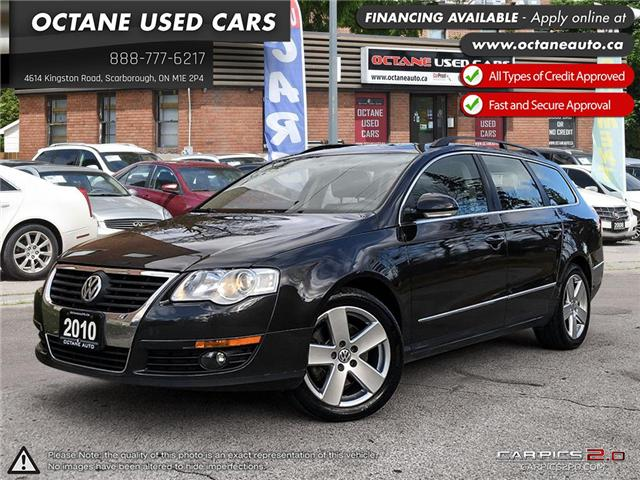 2010 Volkswagen Passat 2.0T Trendline (Stk: ) in Scarborough - Image 1 of 25