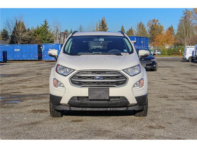 2018 Ford EcoSport SE (Stk: 8EC3295) in Surrey - Image 2 of 30