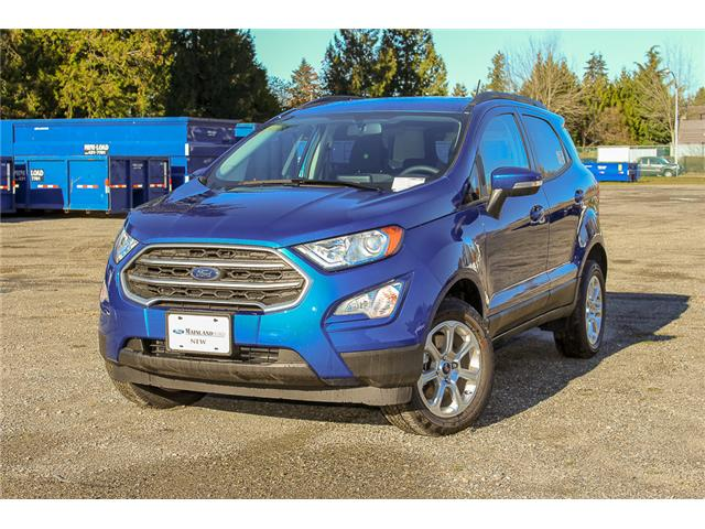 2018 Ford EcoSport SE (Stk: 8EC6670) in Surrey - Image 3 of 26