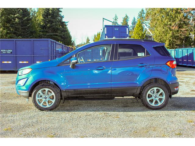 2018 Ford EcoSport SE (Stk: 8EC6670) in Surrey - Image 4 of 26