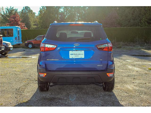 2018 Ford EcoSport SE (Stk: 8EC6670) in Surrey - Image 6 of 26