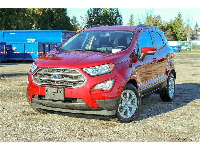 2018 Ford EcoSport SE (Stk: 8EC7382) in Vancouver - Image 3 of 30