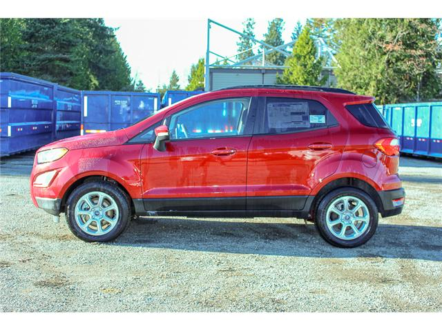 2018 Ford EcoSport SE (Stk: 8EC7382) in Vancouver - Image 4 of 30