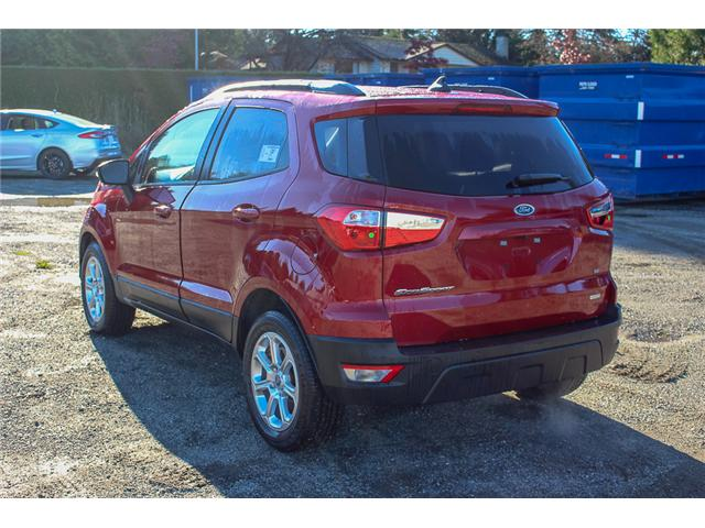 2018 Ford EcoSport SE (Stk: 8EC7382) in Vancouver - Image 5 of 30