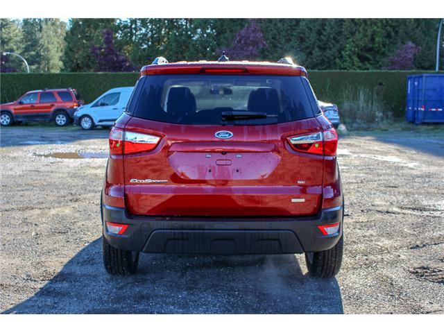 2018 Ford EcoSport SE (Stk: 8EC7382) in Vancouver - Image 6 of 30
