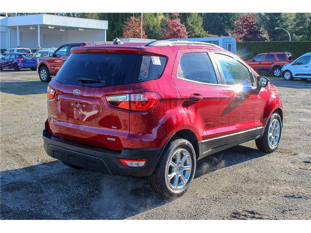 2018 Ford EcoSport SE (Stk: 8EC7382) in Surrey - Image 7 of 30
