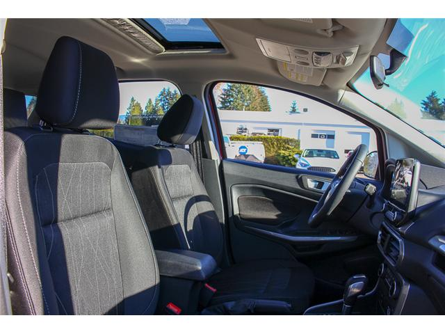 2018 Ford EcoSport SE (Stk: 8EC7382) in Vancouver - Image 24 of 30