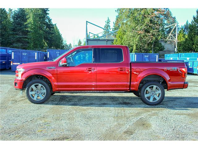 2018 Ford F-150 Lariat (Stk: 8F18058) in Surrey - Image 4 of 30