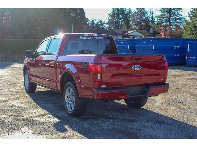 2018 Ford F-150 Lariat (Stk: 8F18058) in Surrey - Image 5 of 30