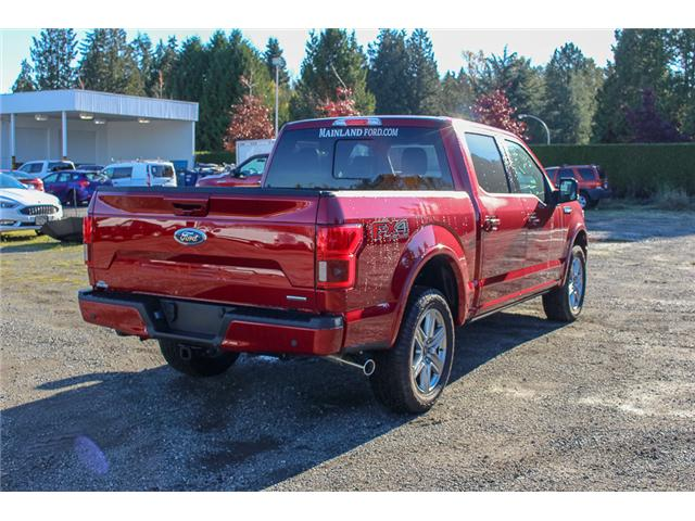 2018 Ford F-150 Lariat (Stk: 8F18058) in Surrey - Image 7 of 30
