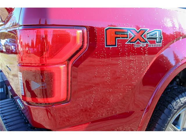 2018 Ford F-150 Lariat (Stk: 8F18058) in Surrey - Image 9 of 30