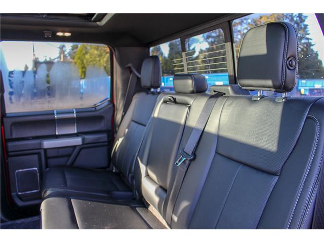 2018 Ford F-150 Lariat (Stk: 8F18058) in Surrey - Image 16 of 30