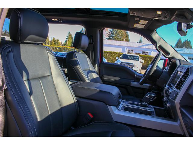 2018 Ford F-150 Lariat (Stk: 8F18058) in Surrey - Image 21 of 30