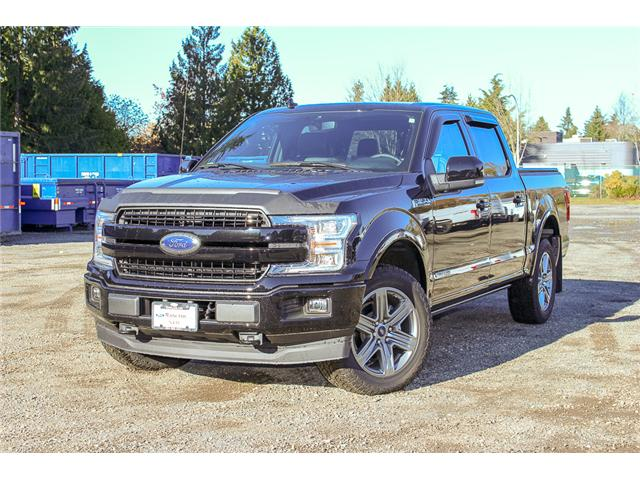 2018 Ford F-150 Lariat (Stk: 8F19704) in Surrey - Image 3 of 28
