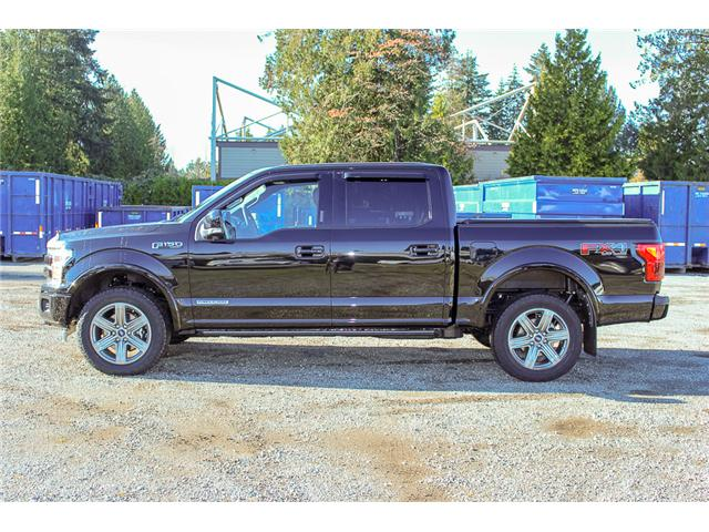2018 Ford F-150 Lariat (Stk: 8F19704) in Surrey - Image 4 of 28