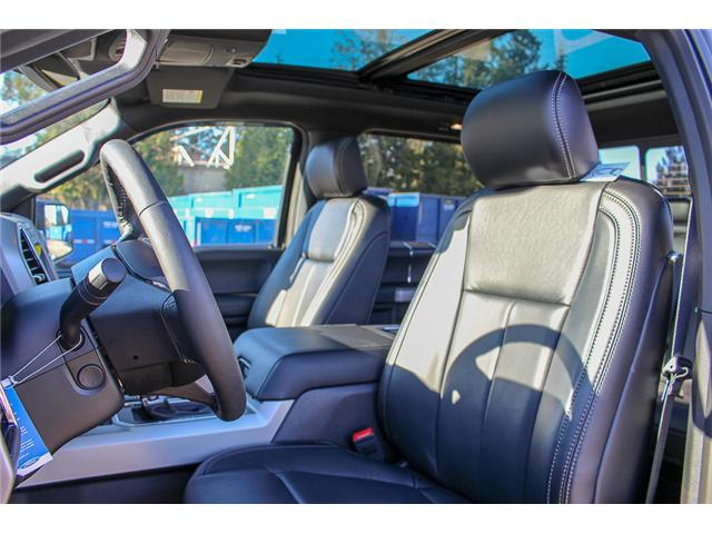 2018 Ford F-150 Lariat (Stk: 8F19704) in Surrey - Image 10 of 28