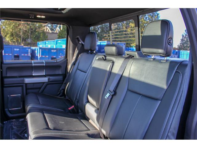 2018 Ford F-150 Lariat (Stk: 8F19704) in Surrey - Image 12 of 28