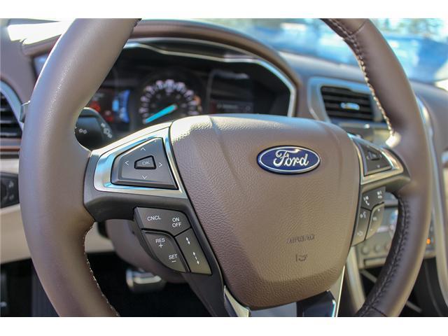 2018 Ford Fusion Energi  (Stk: 8FU2079) in Surrey - Image 23 of 29