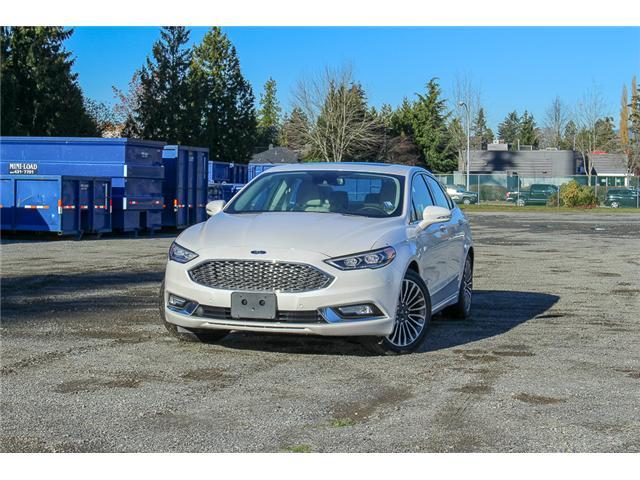 2018 Ford Fusion Energi  (Stk: 8FU5480) in Surrey - Image 3 of 29