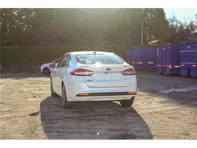2018 Ford Fusion Energi  (Stk: 8FU5480) in Surrey - Image 5 of 29