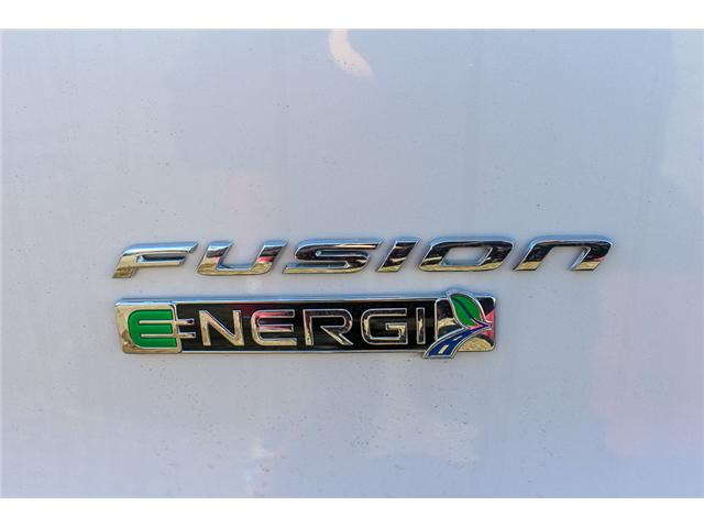 2018 Ford Fusion Energi  (Stk: 8FU5480) in Surrey - Image 10 of 29