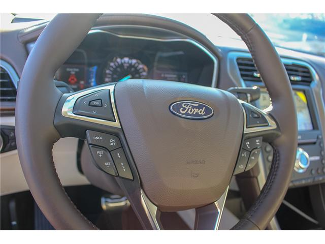 2018 Ford Fusion Energi  (Stk: 8FU5480) in Surrey - Image 21 of 29