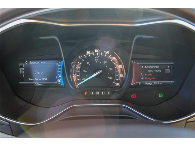 2018 Ford Fusion Energi  (Stk: 8FU5480) in Surrey - Image 24 of 29