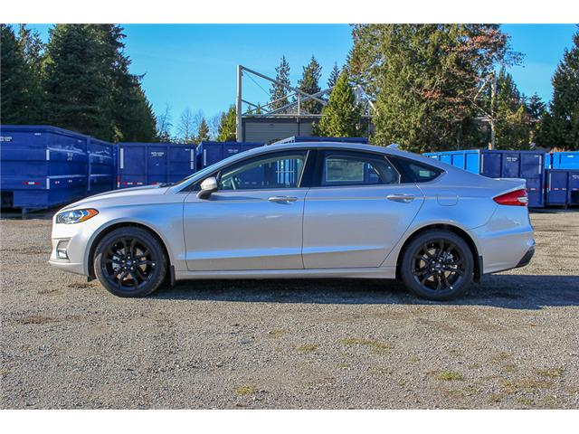 2019 Ford Fusion SE (Stk: 9FU2866) in Vancouver - Image 4 of 25