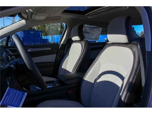 2019 Ford Fusion SE (Stk: 9FU2866) in Vancouver - Image 10 of 25