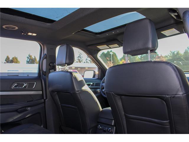 2019 Ford Explorer XLT (Stk: 9EX3855) in Vancouver - Image 19 of 28