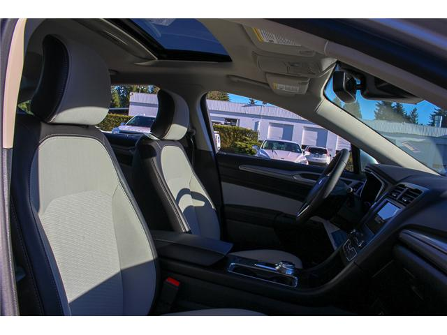 2019 Ford Fusion SE (Stk: 9FU2866) in Vancouver - Image 16 of 25