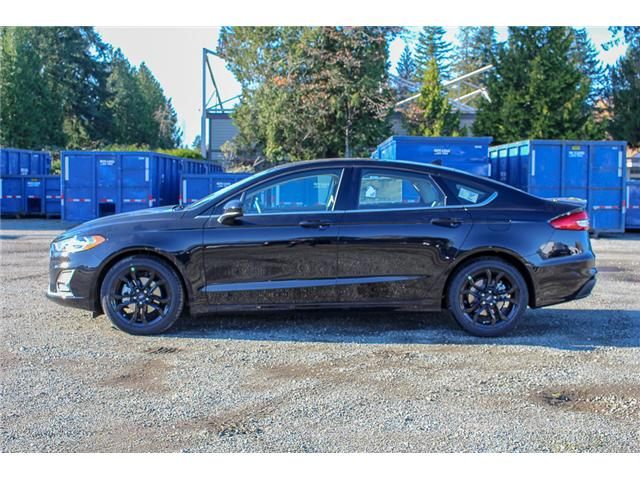 2019 Ford Fusion SE (Stk: 9FU2867) in Surrey - Image 4 of 25
