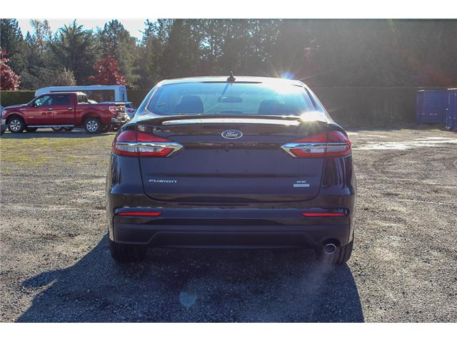 2019 Ford Fusion SE (Stk: 9FU2867) in Vancouver - Image 6 of 25