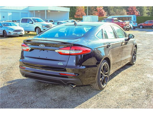 2019 Ford Fusion SE (Stk: 9FU2867) in Vancouver - Image 7 of 25